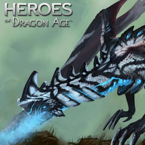 Hakkon WintersBreath bound to a High Dragon in <i><a href=