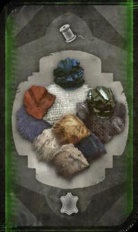 Crafting Materials tarot