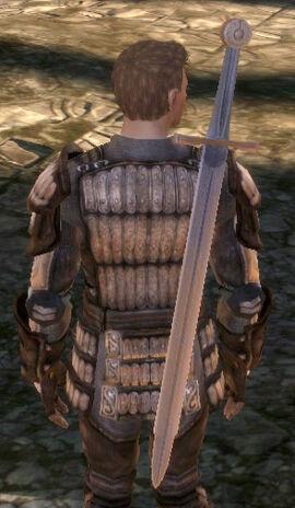 Warden's Longsword