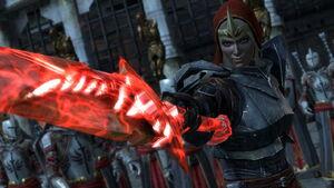 Meredith Lyrium Sword