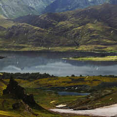 Fereldan lakeshore