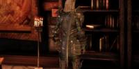 Acquire Ser Nancine's sword