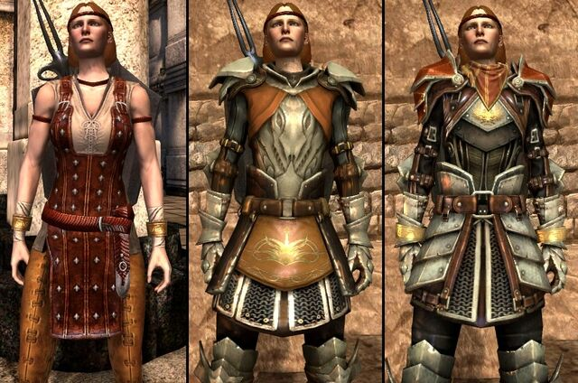 File:DA2 Aveline Companion Armor Comparison.jpg