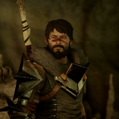 Male Hawke in Dragon Age: Inquisition