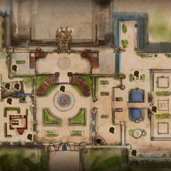 Winter Palace Outer Grounds<br /><div style=