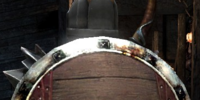Blank Heraldic Shield