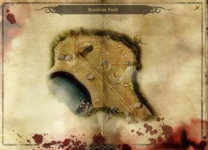 Map-Roadside Field