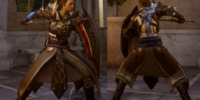 Templar's Regalia
