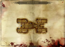 Map-Arl Eamon's Estate