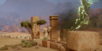 Rifts in the Oasis