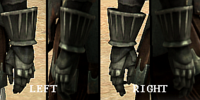 The Exile's Gauntlets