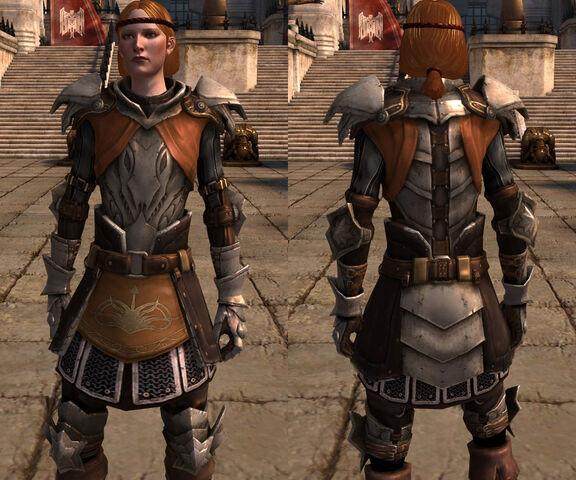 File:DA2 Guardsman Plate and Chain - (Aveline companion armor).jpg