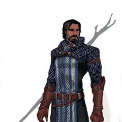 Grey Warden mage