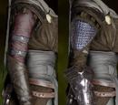 Prowler Armor Arms