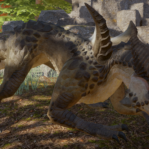 A dragonling in <i><a href=