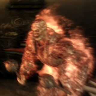Flaming Darkspawn