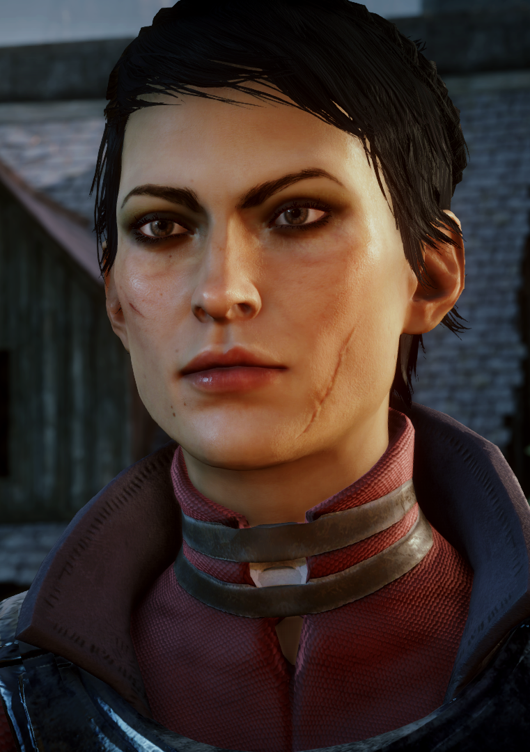 Cassandra Pentaghast | Dragon Age Wiki | FANDOM powered by ...