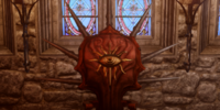 Inquisition Throne
