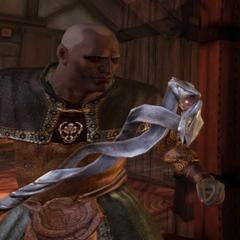 Saarebas in <i>Dragon Age: Origins</i>