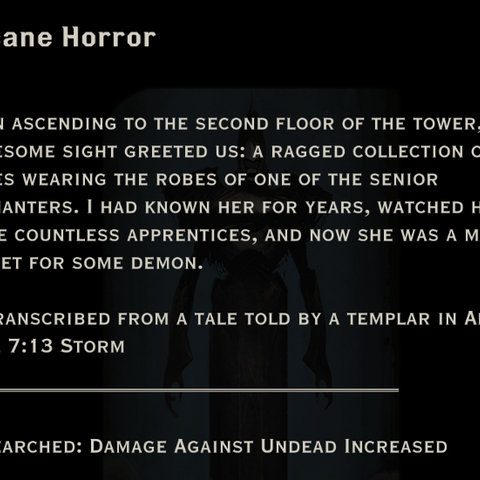 Creature damage bonus against <a href=