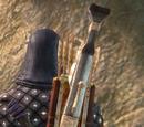 Antique Warden Crossbow