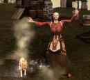 Cat Lady's Hobble-Stick