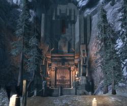 Entrance to Orzammar