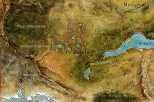 Map of Orlais