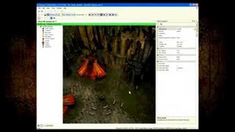 Dragon Age Origins Toolset Demonstration Part 1