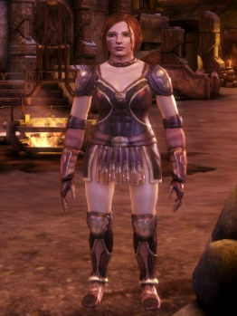 Duster Leather armor set