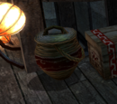 Codex entry: The Basket of Lost Socks