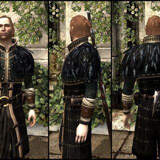 Black Renegade's Coat