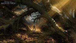 Inquisition forest concept