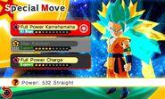KF SSB Goku (SS3 Goku)