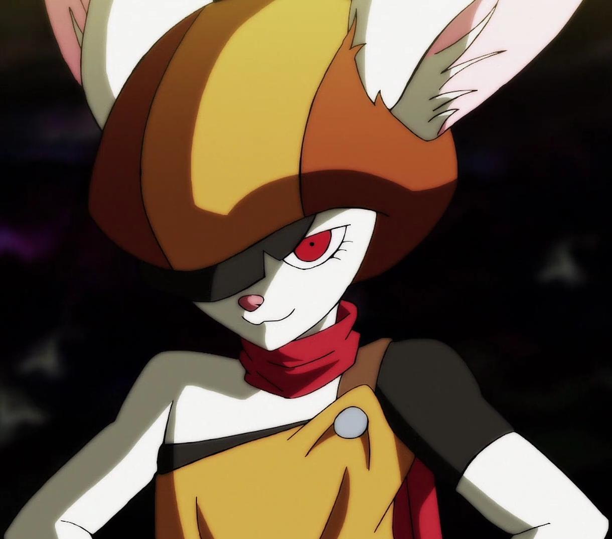 Dragon ball super rabbit