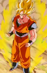 GokuSuperSaiyanVsAndroid19
