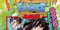 Dragon Ball Fusions the Manga!!