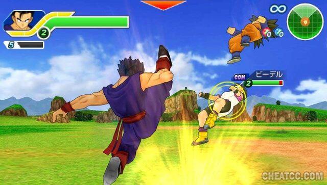 File:DBZ TTT Adult Gohan kicks Goten & Videl.jpg