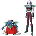 Sorbet tagoma character designs