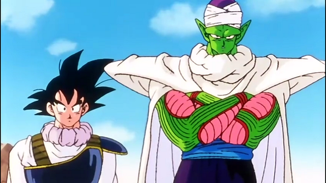 File:Piccolo and Goku looking Soldierly.png