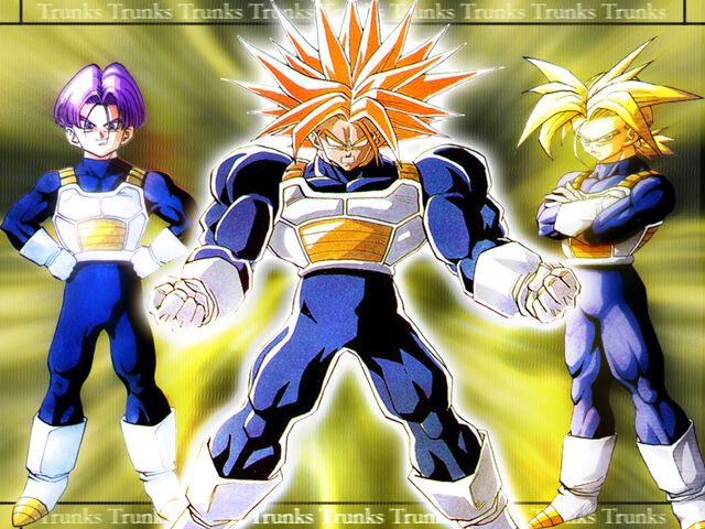 File:Dragon Ball Z Wallpaper Trunks by cyazian.jpg