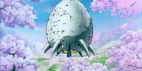 Paragus' spaceship