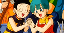 Chichi and Bulma