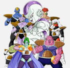 Frieza Saga (BoG website art)