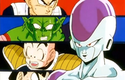 Another Transformation - Frieza & Fighters