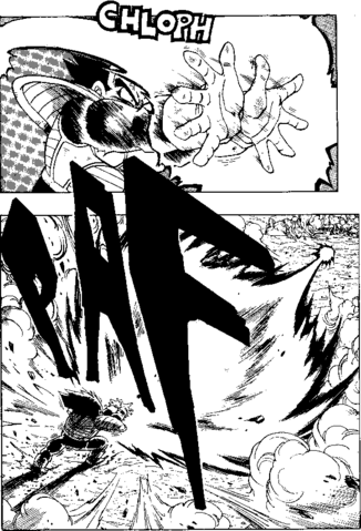 File:DBZ Manga Chapter 275 - Vegeta Final Crash 2.PNG