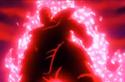 Goku envisions Frieza