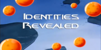 Identities Revealed