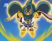 Super Saiyan Mighty Mask