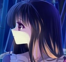 File:Video games touhou night forest princess bamboo long hair houraisan kaguya bows purple eyes black ha www.wallpaperfo.com 93.jpg